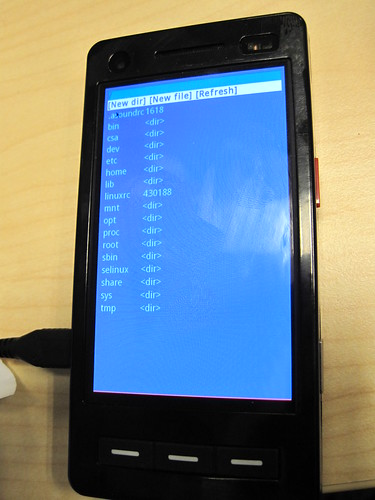 Android Filesystem