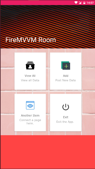 Firebase Realtime Database with Room and MVVM