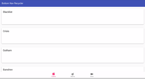 Tablayout Inside Fragment Android Example