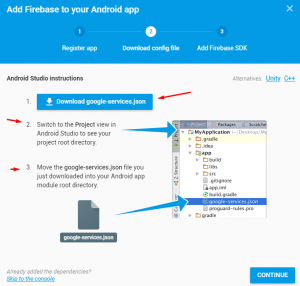 Android Firebase → Android Firebase ListView – Write, Read